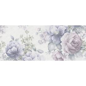 Декор настенный Garden №1 20x50 см цвет серый
