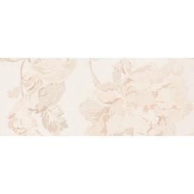 Декор настенный Пиона №1 20x50 см цвет бежевый