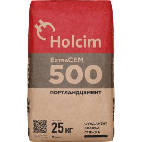 Портландцемент Holcim М500 ЦЕМ II/А-И 42.5 25 кг