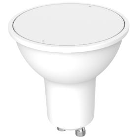 Лампа светодиодная Lexman GU10 220 В 8.3 Вт матовая 670 лм, белый свет