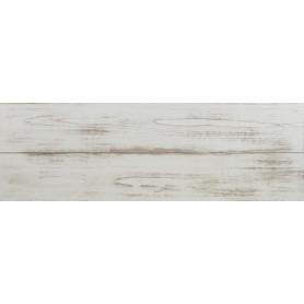 Керамогранит «Клэпборд» 20х60 см 0.84 м² цвет белый