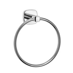 Держатель для полотенец кольцо Eller цвет хром