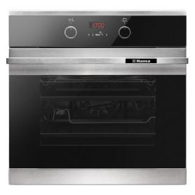 Духовой шкаф электрический HANSA BOEI68450015 59.5x59.5x57.5 см, нержавеющая сталь