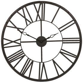 Часы настенные «Vintage» цвет коричневый 70 см