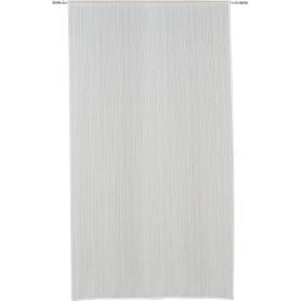Тюль на ленте Karakoram 200x280 см полоски цвет белый