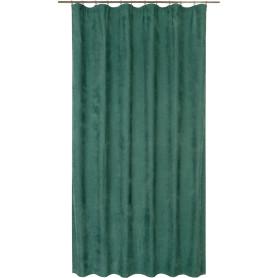 Штора на ленте Sar 200x280 см цвет зелёный