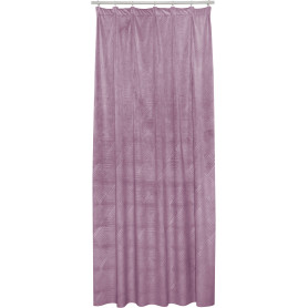 Штора на ленте Passu Sar 160x280 см цвет фиолетовый