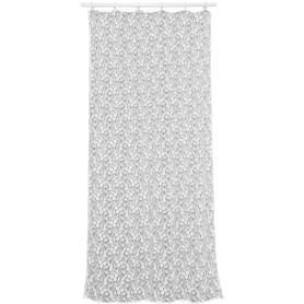 Тюль на ленте Gimmigela 140x280 см цвет белый