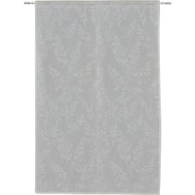 Тюль на ленте Annapurna 200x280 см однотон цвет белый
