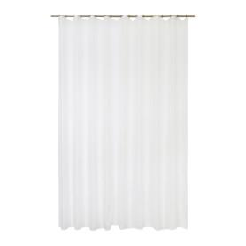 Тюль на ленте Ghent Kangri 275x280 см цвет белый
