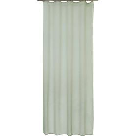 Тюль на ленте Rimo 140x280 см цвет зелёный