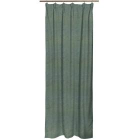 Штора на ленте Kanjut 160x280 см цвет зелёный
