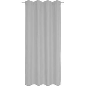 Штора на ленте Chokusu 140x280 см цвет серый