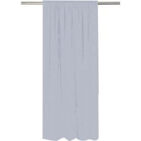 Штора на ленте Kangphu 160x280 см цвет серый