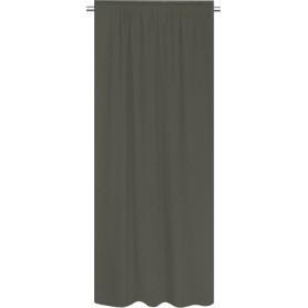 Штора на ленте Latok 160x280 см цвет серый