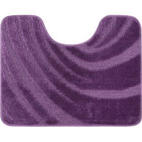 Коврик для туалета Lemis 50x60 см цвет лиловый