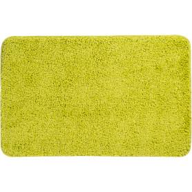 Коврик для ванной комнаты Fulia 50x80 см цвет зелёный