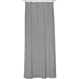 Штора на ленте Enaelle 200x280 см цвет серый