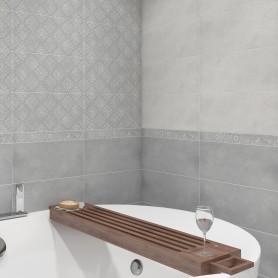 Керамогранит Cersanit Medi 42x42 см 1.58 м² цвет светло-серый