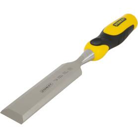 Стамеска Stanley Dynagrip 32 мм с двухкомпонентной ручкой