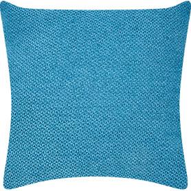 Подушка «Эмлиль» 40х40 см цвет синий