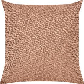 Подушка «Эмлиль» 40х40 см цвет коричневый