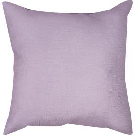 Подушка «Рабат» 40х40 см цвет серо-розовый