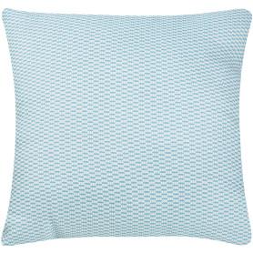 Подушка «Лараш» 40х40 см цвет голубой