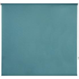 Штора рулонная Inspire «Шантунг», 160x175 см, цвет бирюзовый