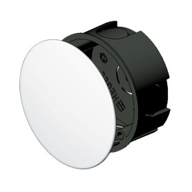 Коробка распределительная У192-И 100x31.5x30 мм цвет чёрный, IP20