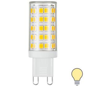 Лампа светодиодная Elektrostandard BL109, G9 230 В, 9 Вт, цилиндр 750 лм жёлтый свет