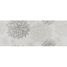 Плитка настенная Osaka Flower 20x50 см 1.3 м² цвет серый