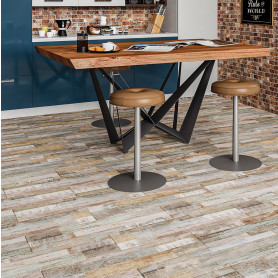 Керамогранит Color Wood 80х20 см 1.6 м² цвет бежевый