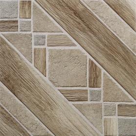 Керамогранит «Квебек» 40х40 см 1.6 м² цвет серый