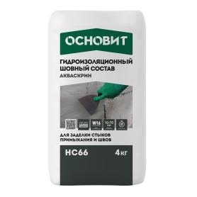 Гидроизоляция Основит акваскрин HC66 4 кг