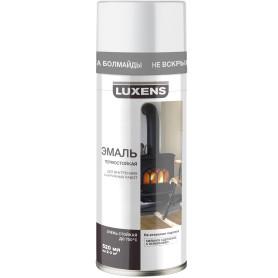 Эмаль термостойкая Luxens цвет белый 520 мл