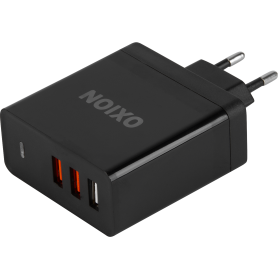 Зарядное устройство Oxion OX-QC504 быстрое