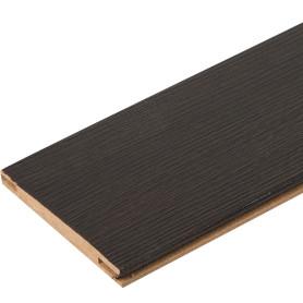 Добор дверной коробки Фортуна дюплекс 100x2070 мм, ПВХ, цвет венге