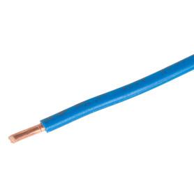 Провод Electraline ПуВ 1x4, на отрез, цвет синий