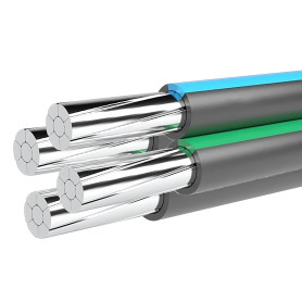 Провод Electraline СИП 4x16, 50 м, ГОСТ