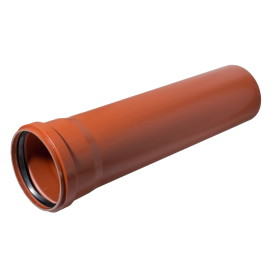 Труба раструбная наружная 160х2000 мм