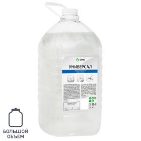 Универсальное моющее средство Grass Универсал пенное 5 кг