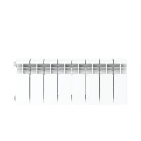 Радиатор алюминиевый Rifar Alum 200, 8 секций, цвет белый