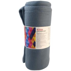 Плед «Рабат» 120x150 см флис цвет синий