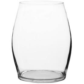 Ваза «Каролина», стекло, 26 см