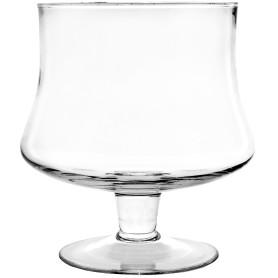 Ваза-бокал «Лангрен», стекло, 22 см