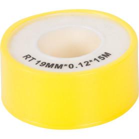 Лента-фум для газа Ростерм 19 мм 0.12х15м
