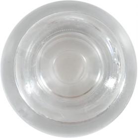 Термошайба 7х30 мм, прозрачная, 25 шт.