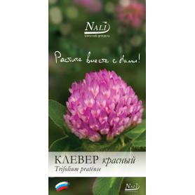 Семена сидерата «Клевер луговой красный» 1 кг