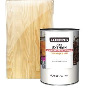 Лак яхтный Luxens 0.75 л глянцевый